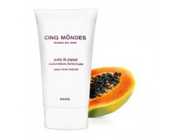 CINQ MONDES -PAPAYA PUREE